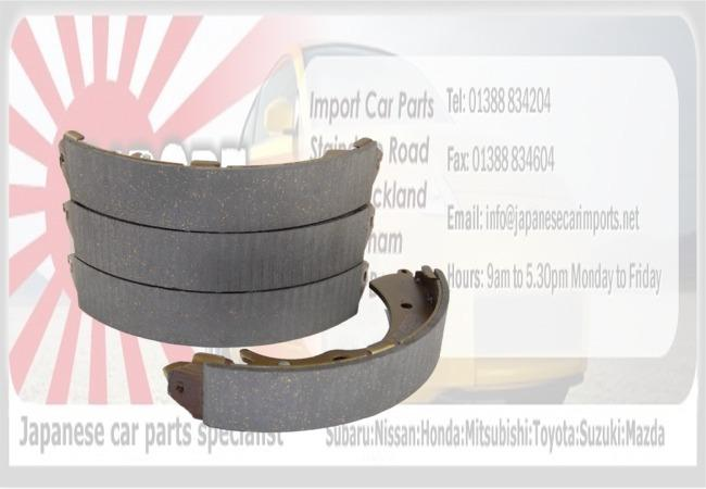 Honda s mx 20 import adl blueprint rear brake shoes malvernweather Images