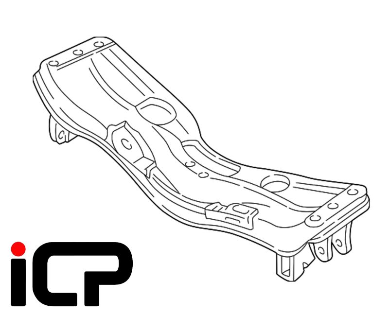 ** Special Offer** Subaru Impreza Turbo 92-00 Front Engine Bed Subframe