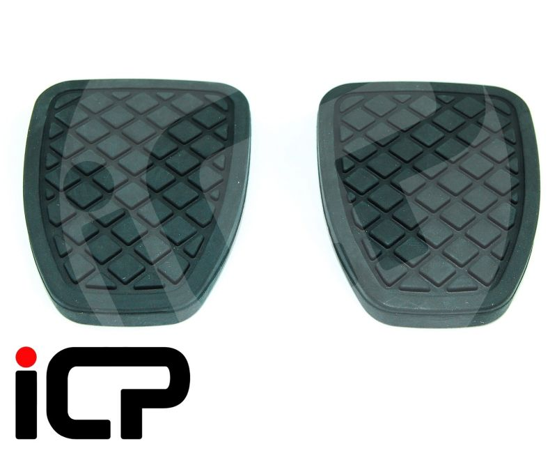 Replacement New Foot Pedal Cover Pad Rubbers Pair Brake// Clutch Citroen Synergie