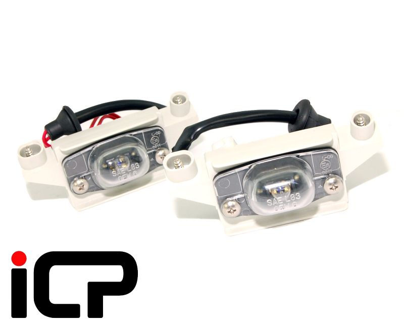 Subaru Impreza 92-96 Number Plate Lights