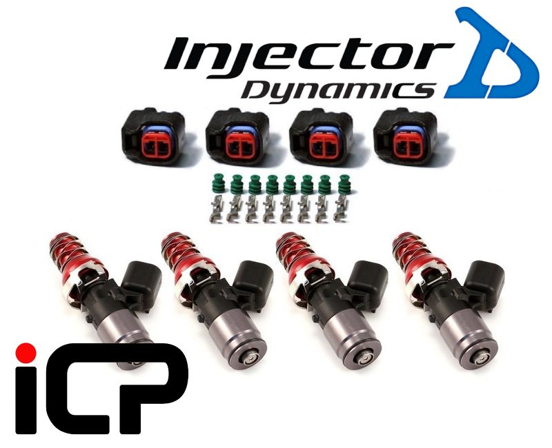 Subaru Impreza & WRX STi 00-19 Injector Dynamics 1050x Top Feed