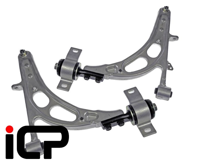 ** Special Offer ** Subaru Impreza 02-07 High Castor Front Lower Suspension Control Arms